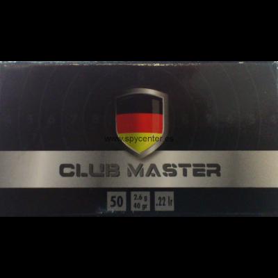 22LR RWS MASTER CLUB