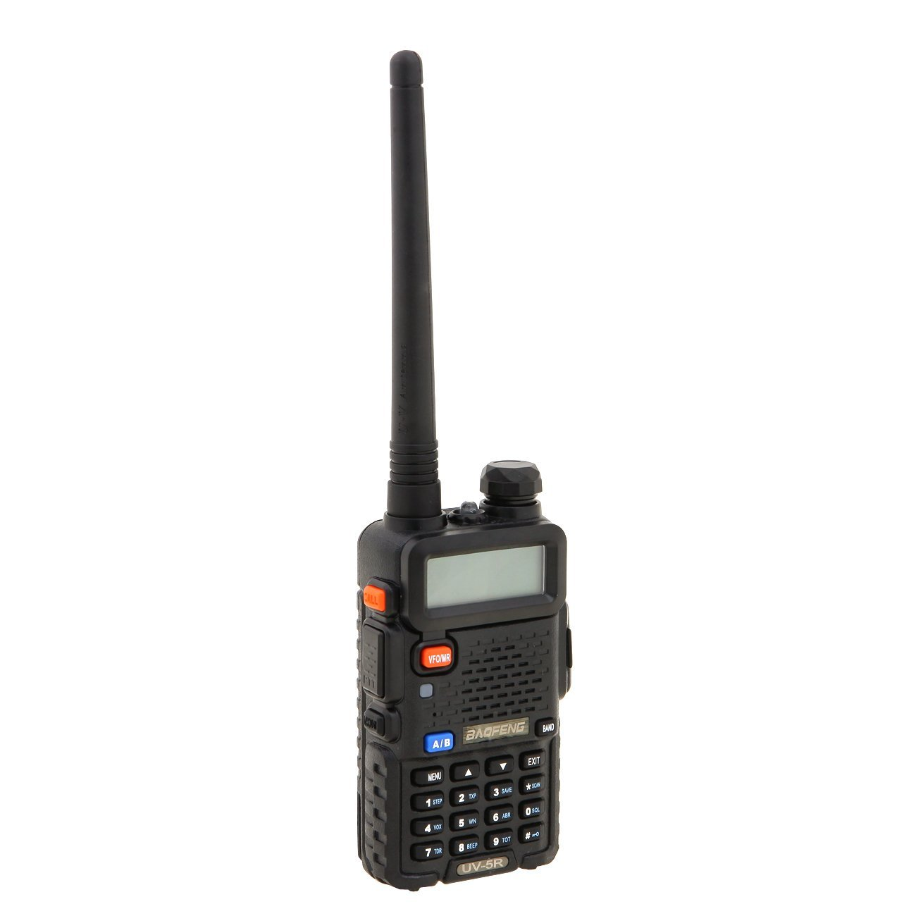 WALKIE TALKIE BAOFENG UV-5R color negro