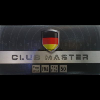 9X19 RWS MASTER CLUB