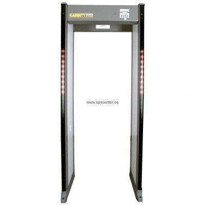Arco detector metales spycenter - Normativa detectores de metales ...