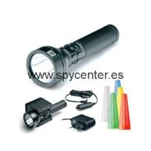 LINTERNA LED RECARGABLE