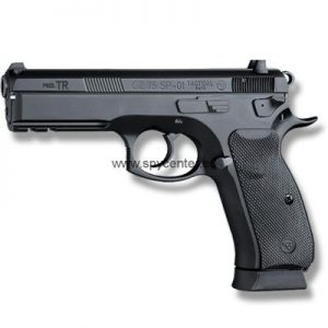 CZ75 SP01 TACTICAL