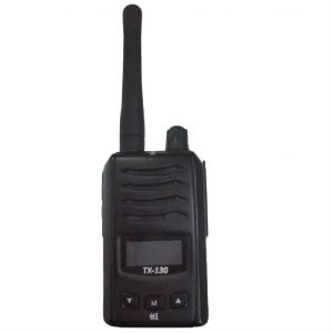 Walkie Talkie con pantalla TX130U PMR446